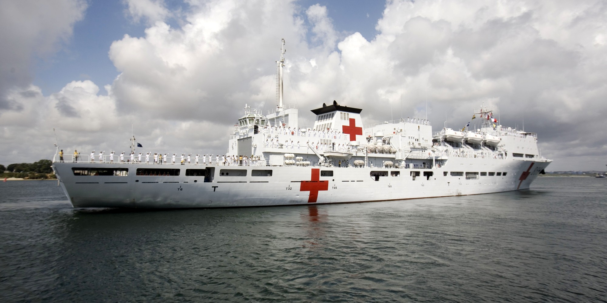 Chinas hospital ship stays home while typhoon death toll rises in chinas hospital ship stays home while typhoon death toll rises in philippines huffpost stopboris Images