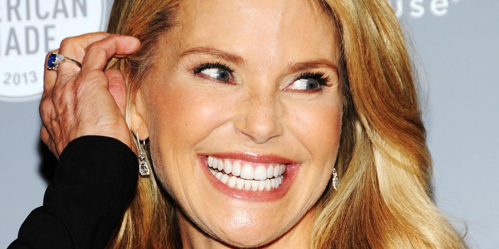 Christie Brinkleys Anti Aging Secret Clip In Hair Extensions