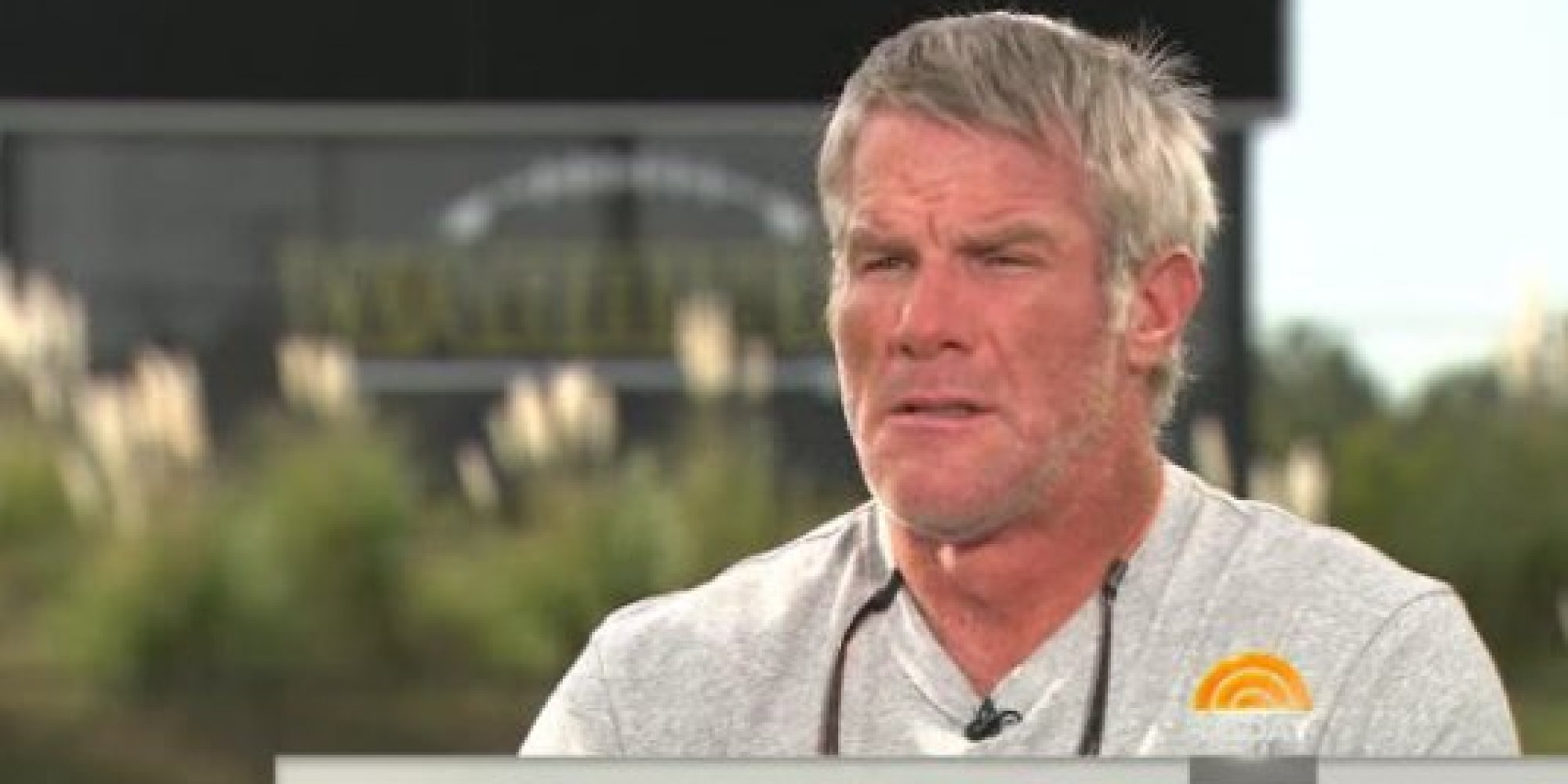 brett favre would be real leery of a son playing football video  brett favre would be real leery of a son playing football video huffpost