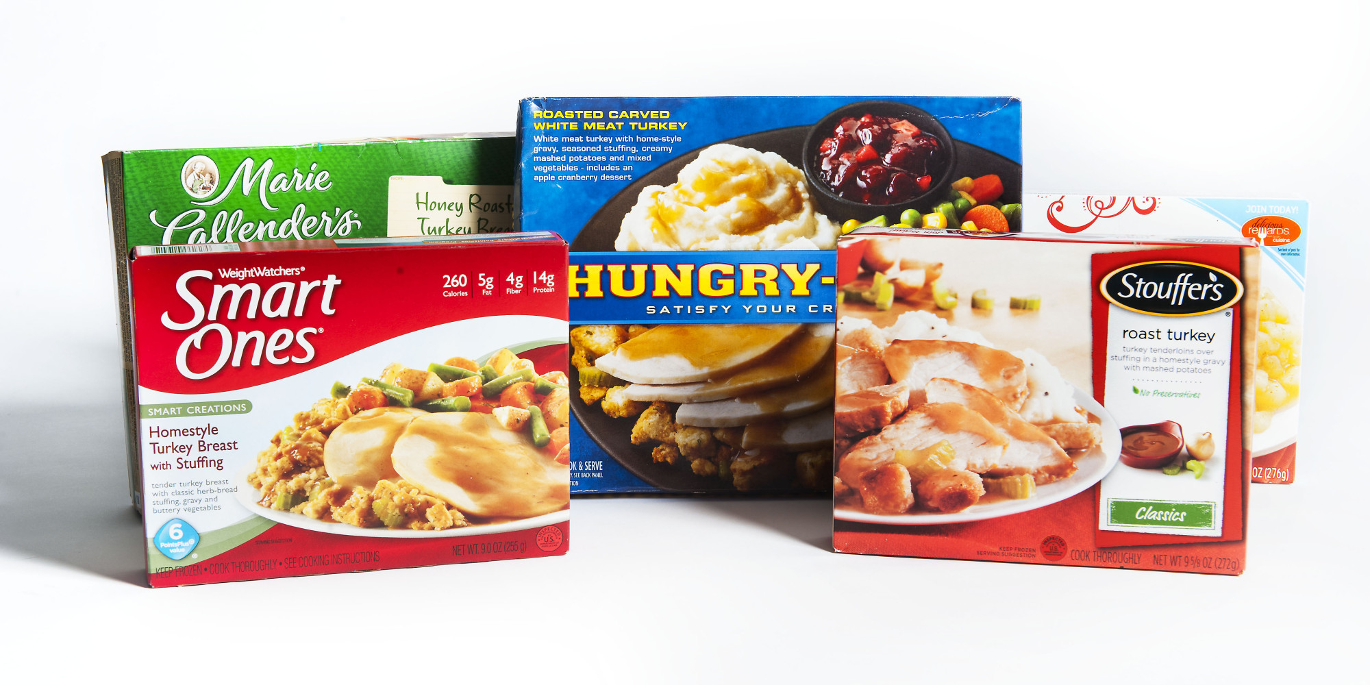 Best Frozen Food For College Students