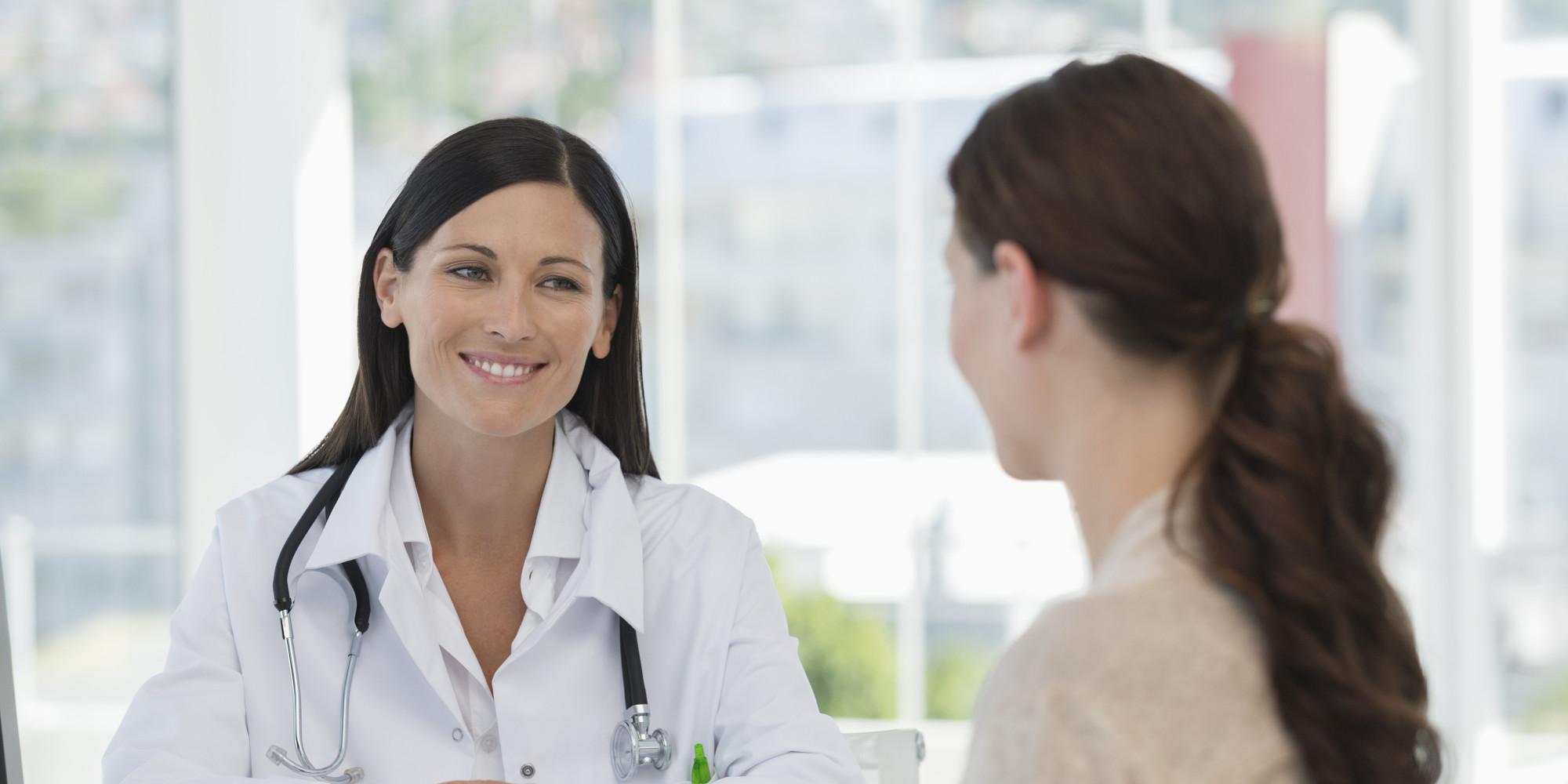 Anal asking doctor sex