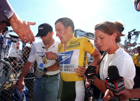 lance armstrong emma oreilly