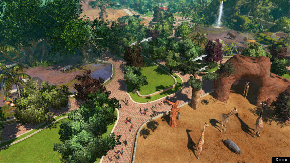 Zoo tycoon review xbox one welcome to the jungle build your dream zoo alone or with up to four of your friends on xbox live choosing from over 100 visually stunning animals and the largest most detailed gumiabroncs Choice Image