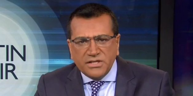 Bashir resigned from MSNBC after some choice words about Sarah Palin