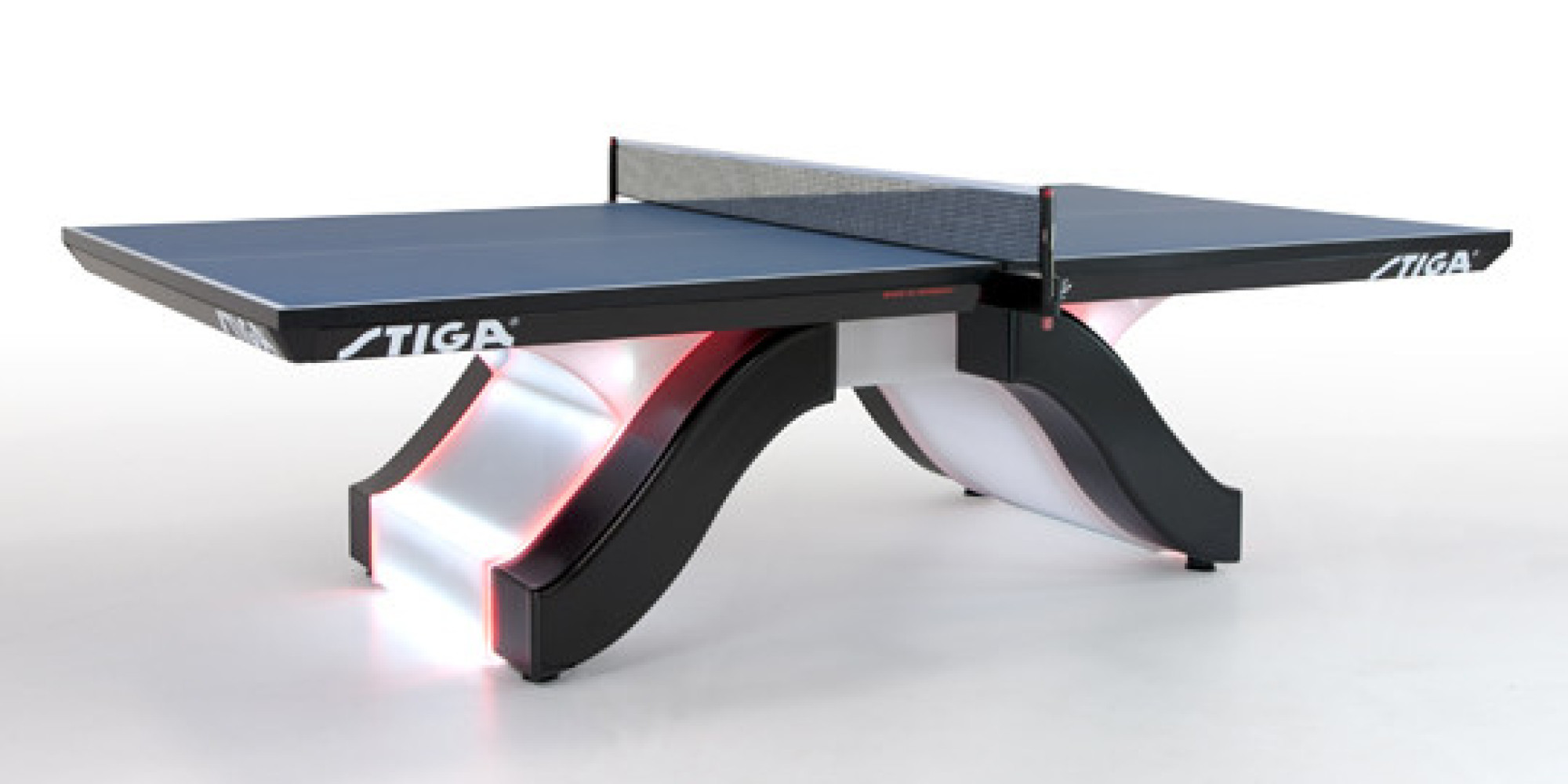 This Is A $20 000 Ping Pong Table