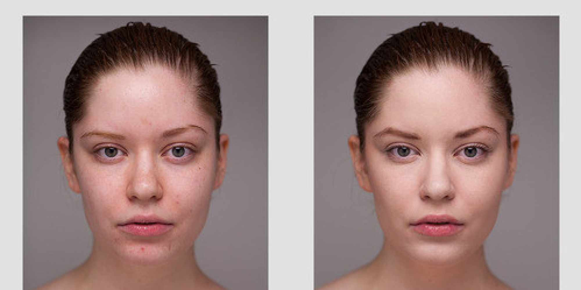 how to get airbrushed looking skin without makeup