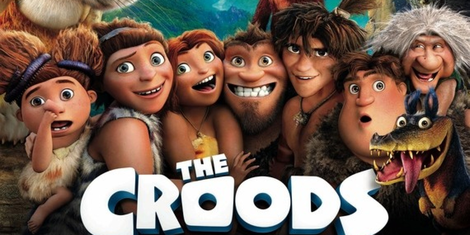 the croods The croods is a prehistoric comedy adventure that follows the world's first family as they embark on a journey of a lifetime when the cave that has always shielded them.