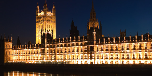 the houses of parliament...