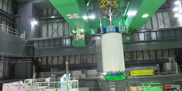 Fukushima Undergoes First Successful Fuel Rods Removal, Tepco Reports