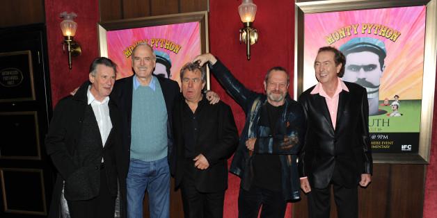Die Jungs von Monty Python geben ihr Comeback
