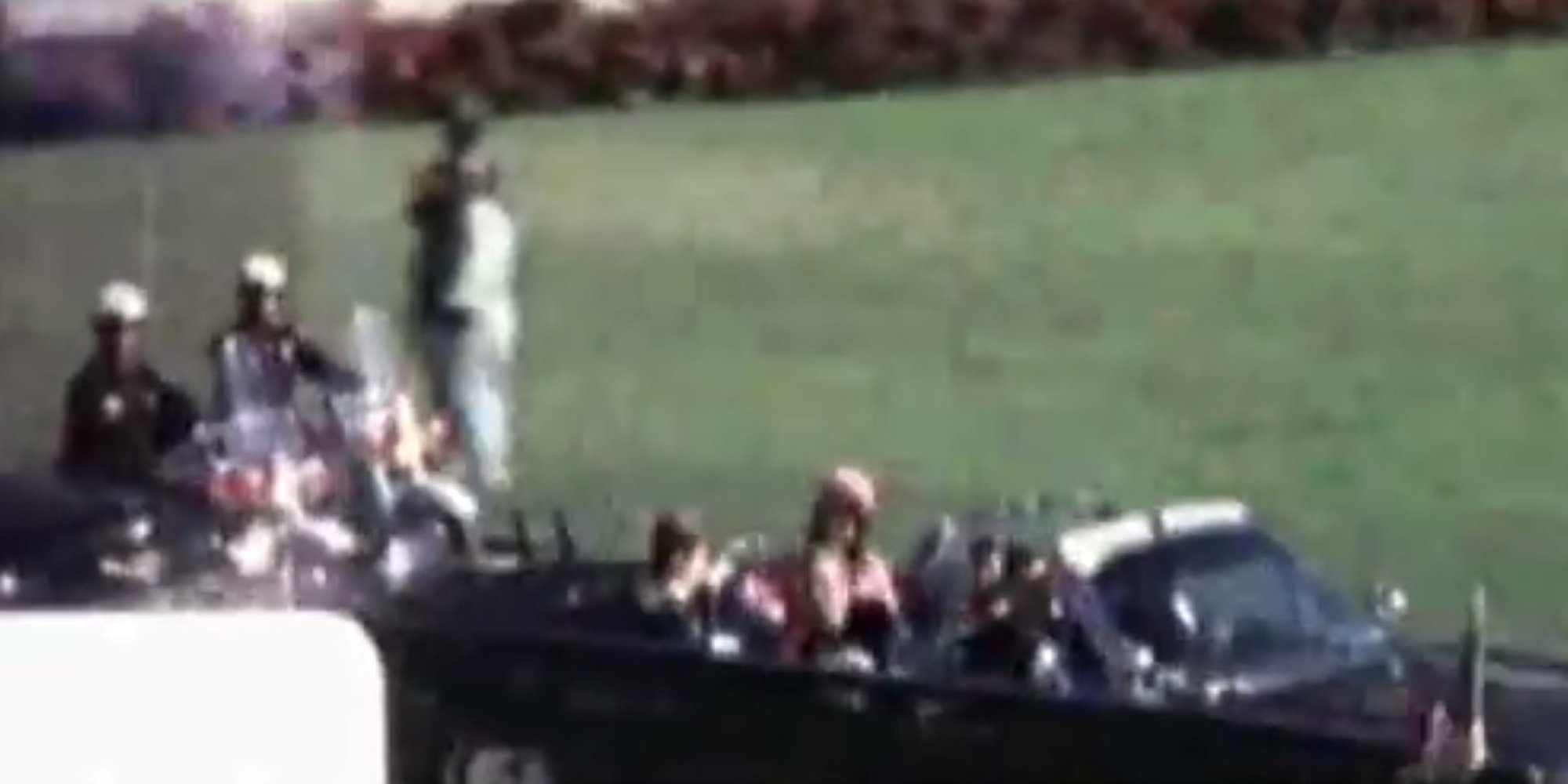 Jfk S Assassination Video Was Kept From The Public For 12