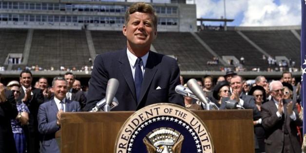 John F. Kennedy (Archivbild)