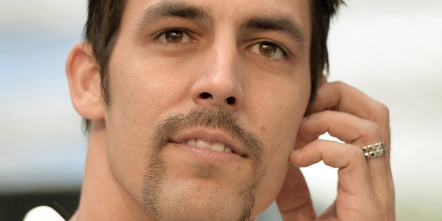 Australia's Mitchell Johnson during the Commonwealth Bank Ashes Series Launch at Queen Street Mall, Brisbane, Australia.
