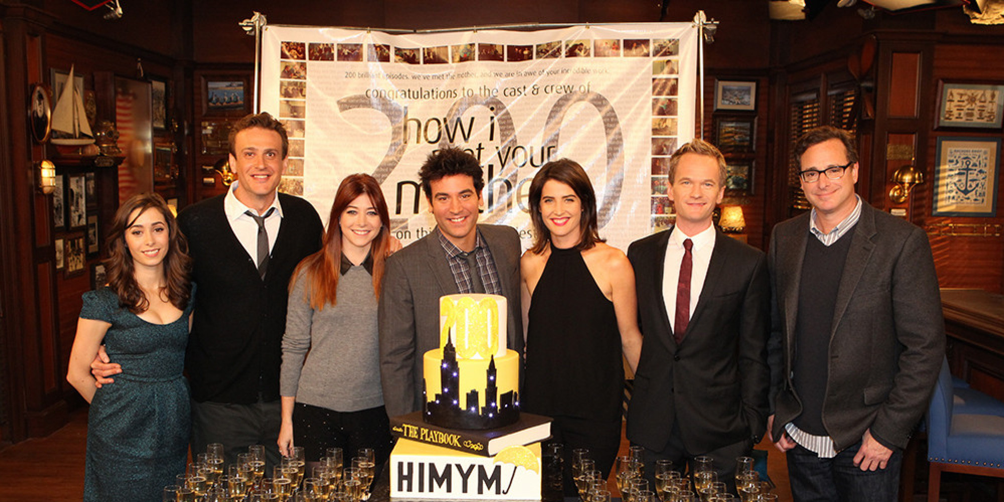 How I Met Your Mother Celebrates 200 Episodes With Coloring Books