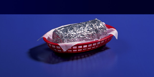 Bomb Scare At Oklahoma Police Station Turns Out To Be A Burrito