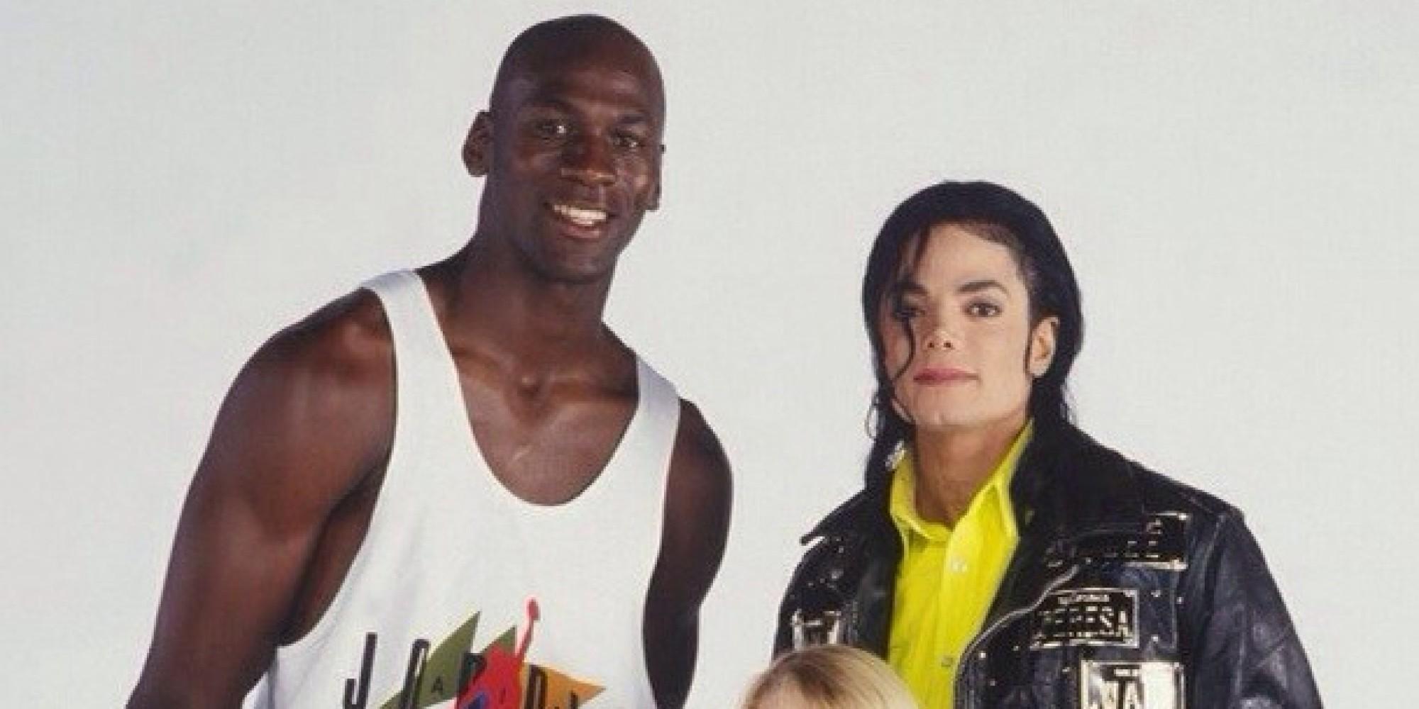 Michael Jackson Michael Jordan Shoes