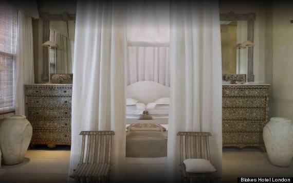 sexiest hotel bedroom