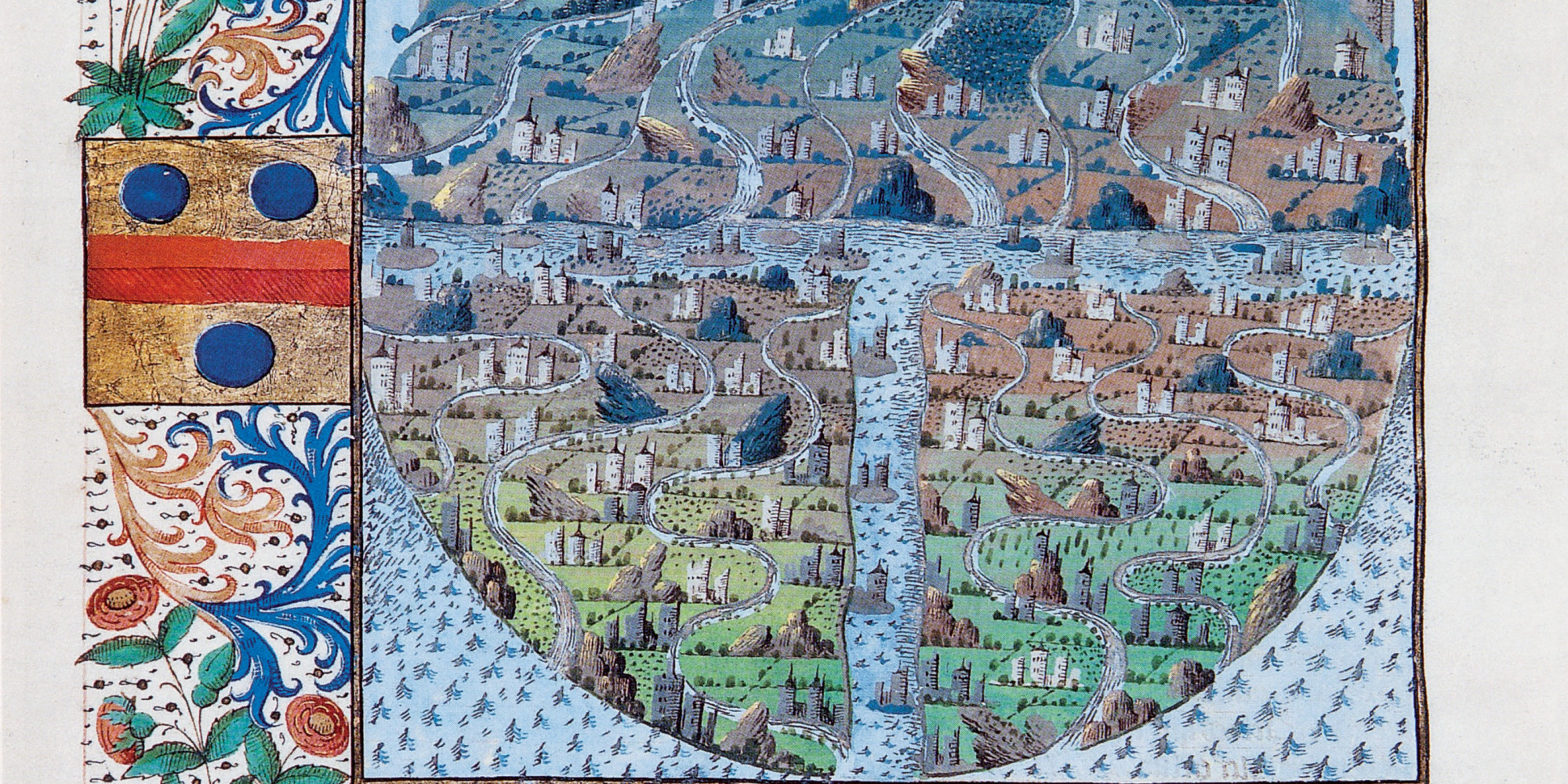 9 maps of imaginary worlds new book huffpost gumiabroncs Images