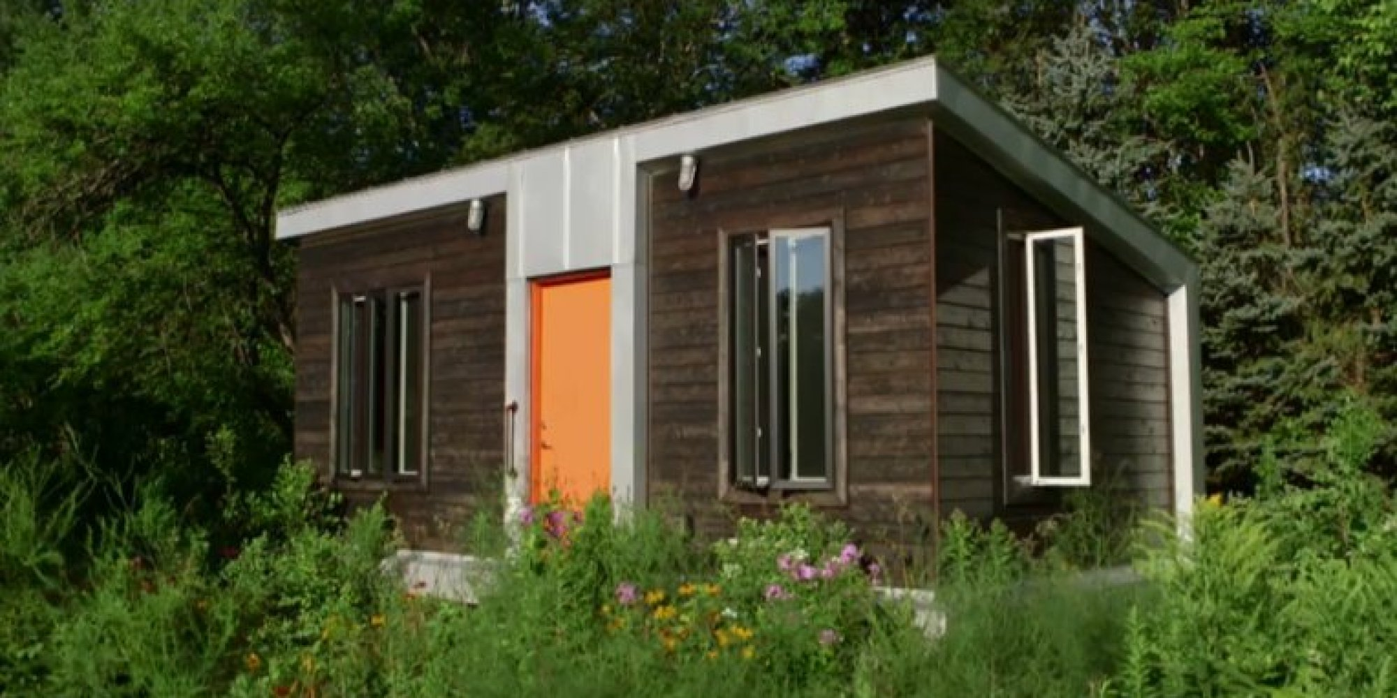 The Yestermorrow House Will Change Your Mind About Tiny Homes