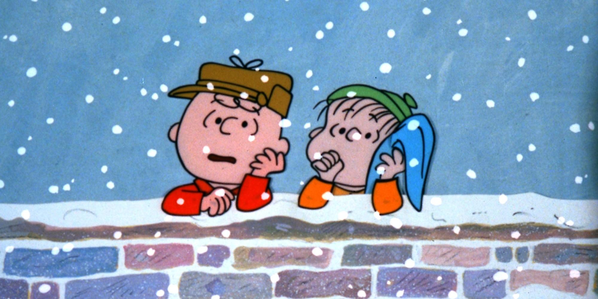 A Charlie Brown Christmas Mystery | HuffPost