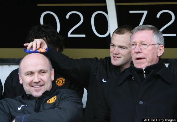 sir alex ferguson mike phelan