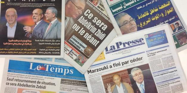 Les Unes des journaux du mardi 26 novembre 2013