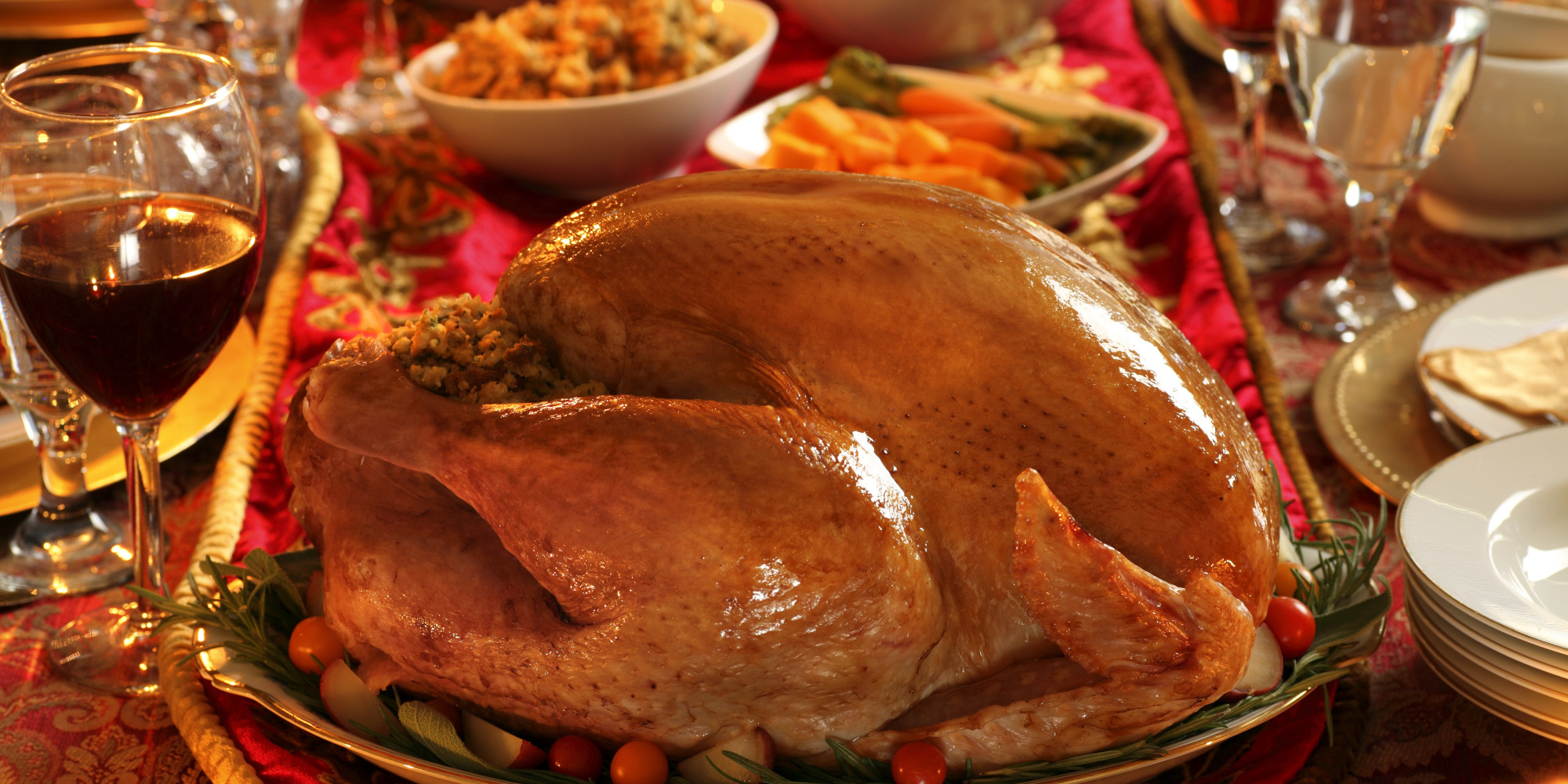images of thanksgiving foods here s how your thanksgiving dinner could actually give 2221