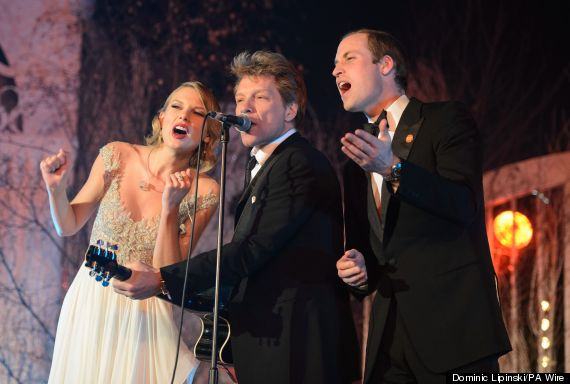 prince william taylor swift jon bon jovi
