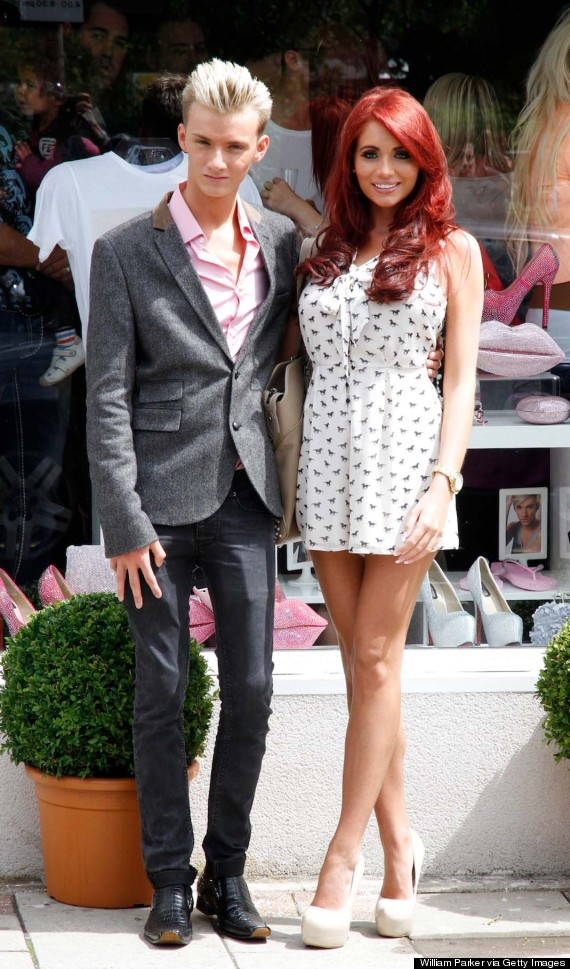 amy childs and harry derbridge