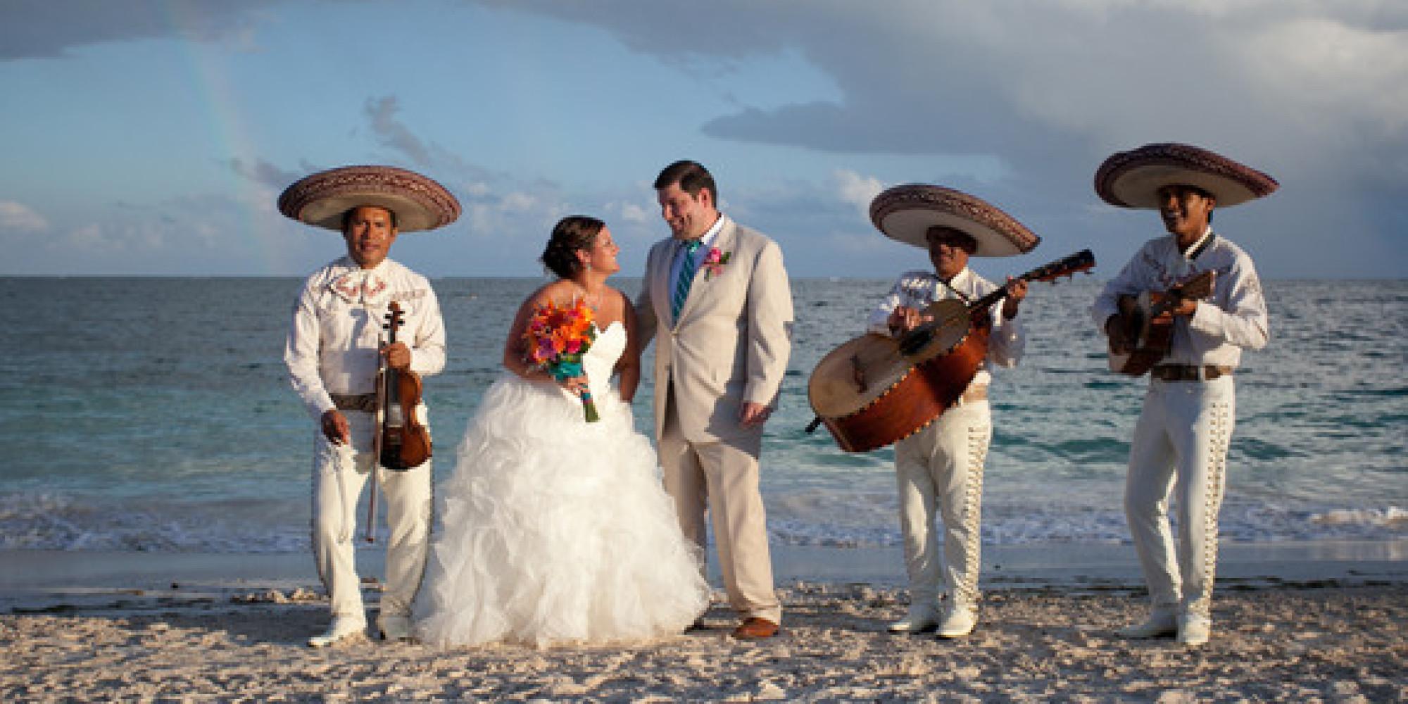 3 Solutions To Destination Wedding Dilemmas Huffpost