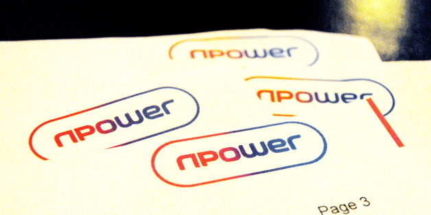 File photo dated 7/12/12 of Npower bills as energy firm npower said today that electricity prices will rise by 9.3\% and gas prices by 11.1\% from December 1.