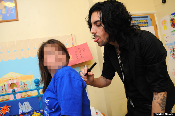 ian watkins sick children hospital