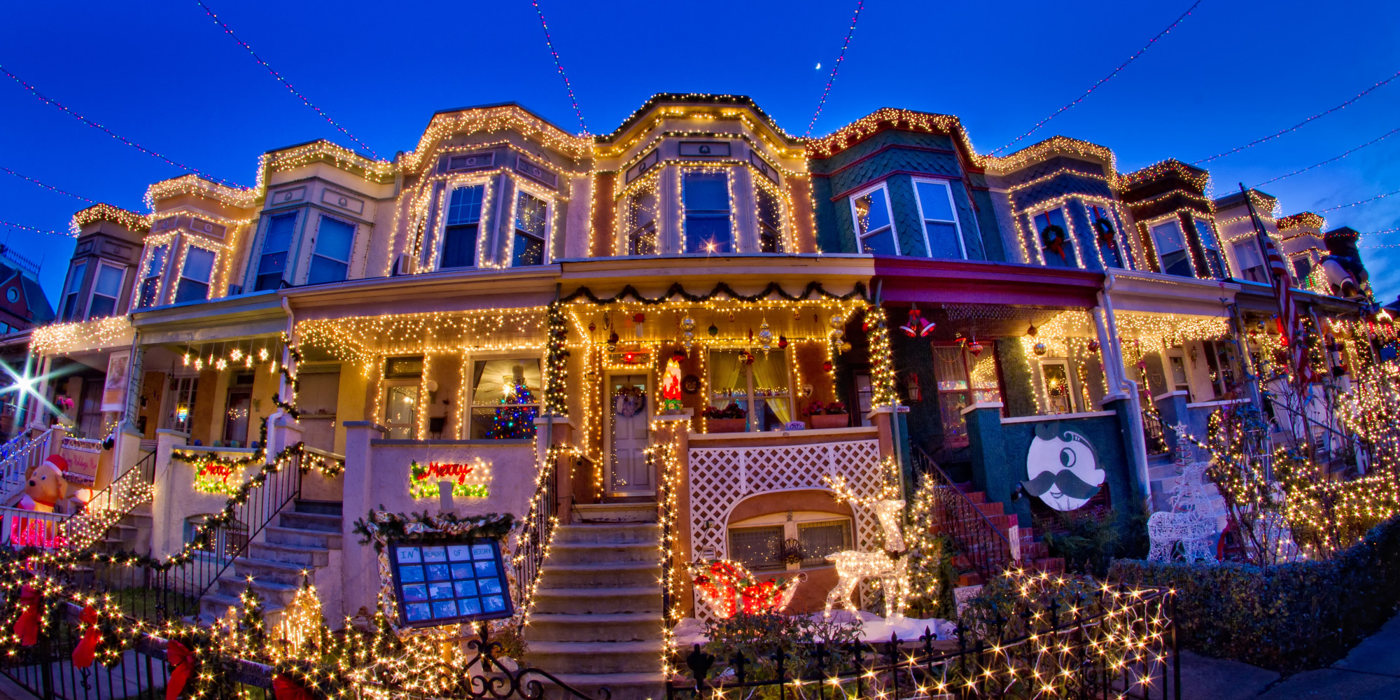 The top 15 christmas light displays of 2013 video huffpost aloadofball Image collections