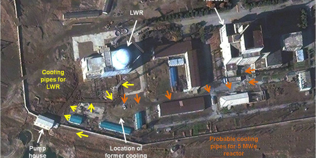 North Korea's Activity At Yongbyon Nuclear Site May Indicate Effort To Restart Reactor, IAEA Says