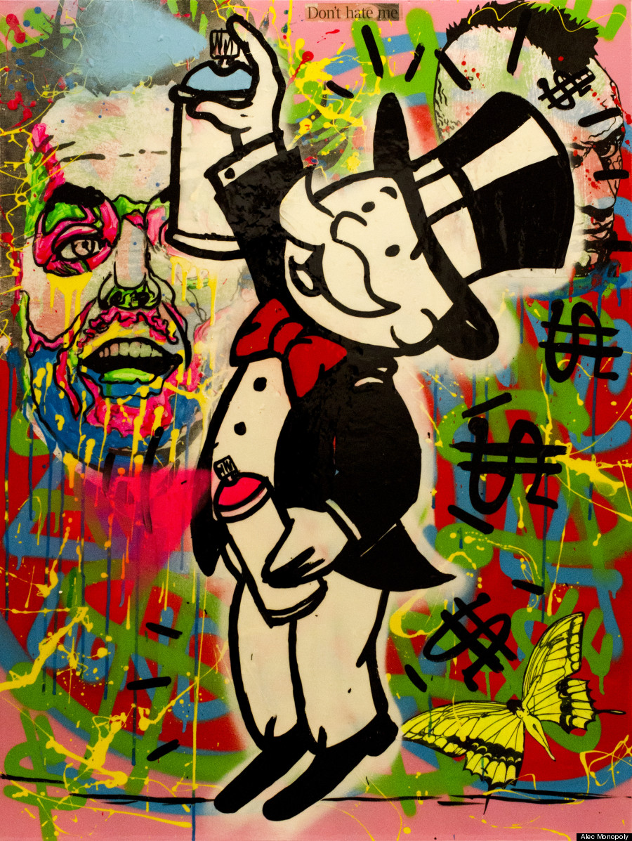 4265742523b Alec Monopoly Interview  American Street Artist Takes On  Extreme  Capitalism
