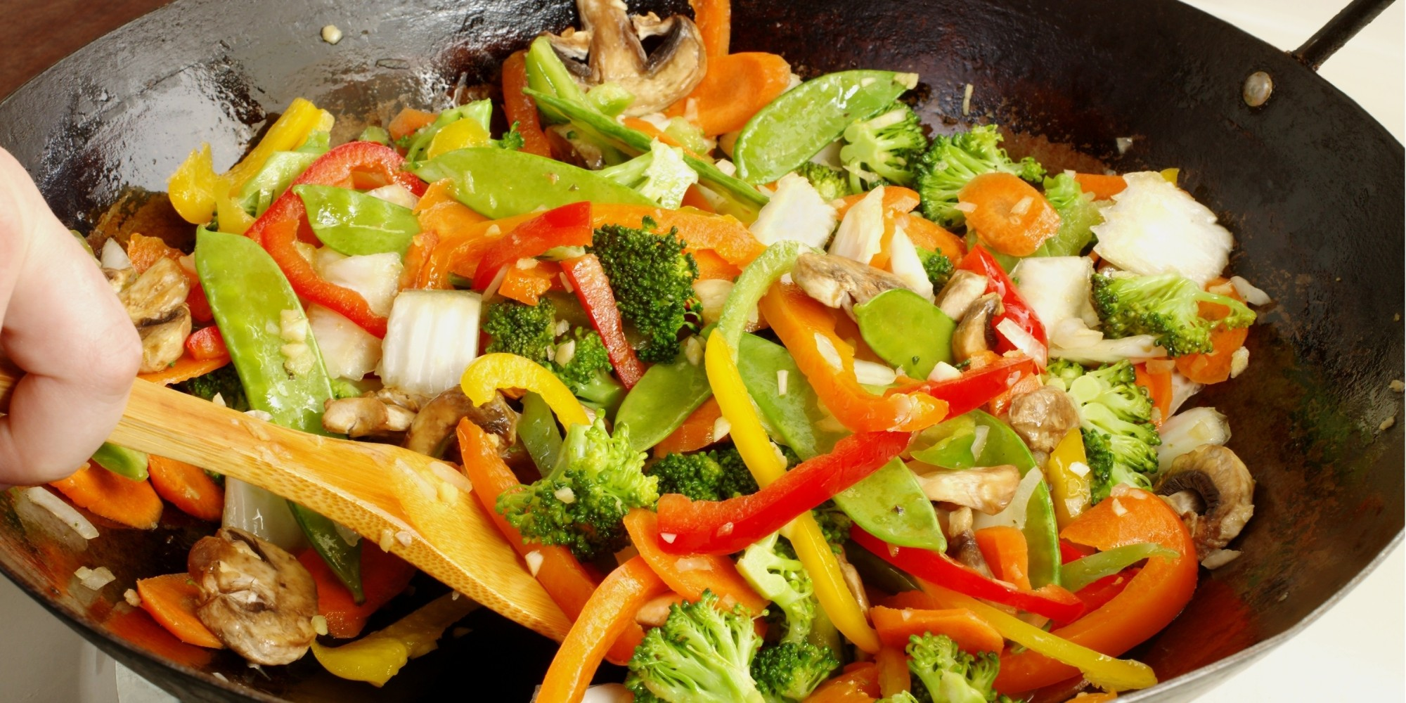 Better than take out 5 easy asian stir fry recipes huffpost forumfinder Image collections