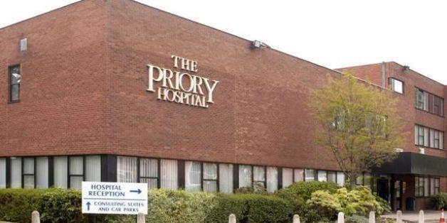 The Priory Hospital, in Edgbaston