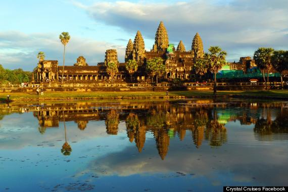 crystal cruises thailand