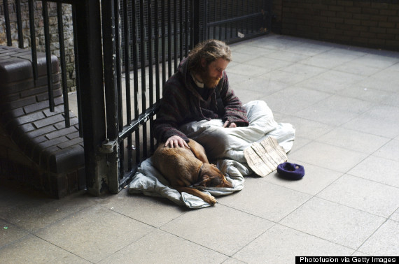 beggar london