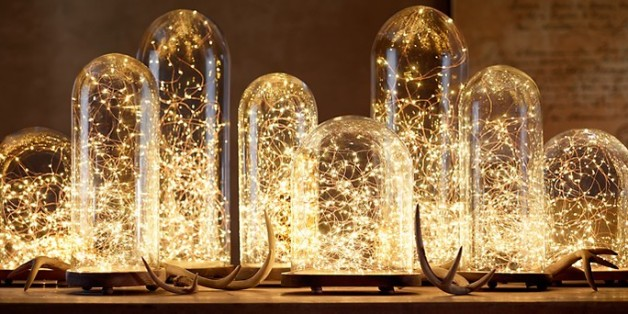 Restoration Hardware Might Have 2013's Best Christmas Lights ...