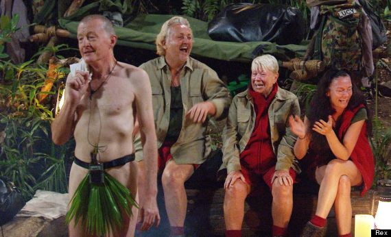 I'm A Celebrity 2013: Ant and Dec get hysterical as Steve ...