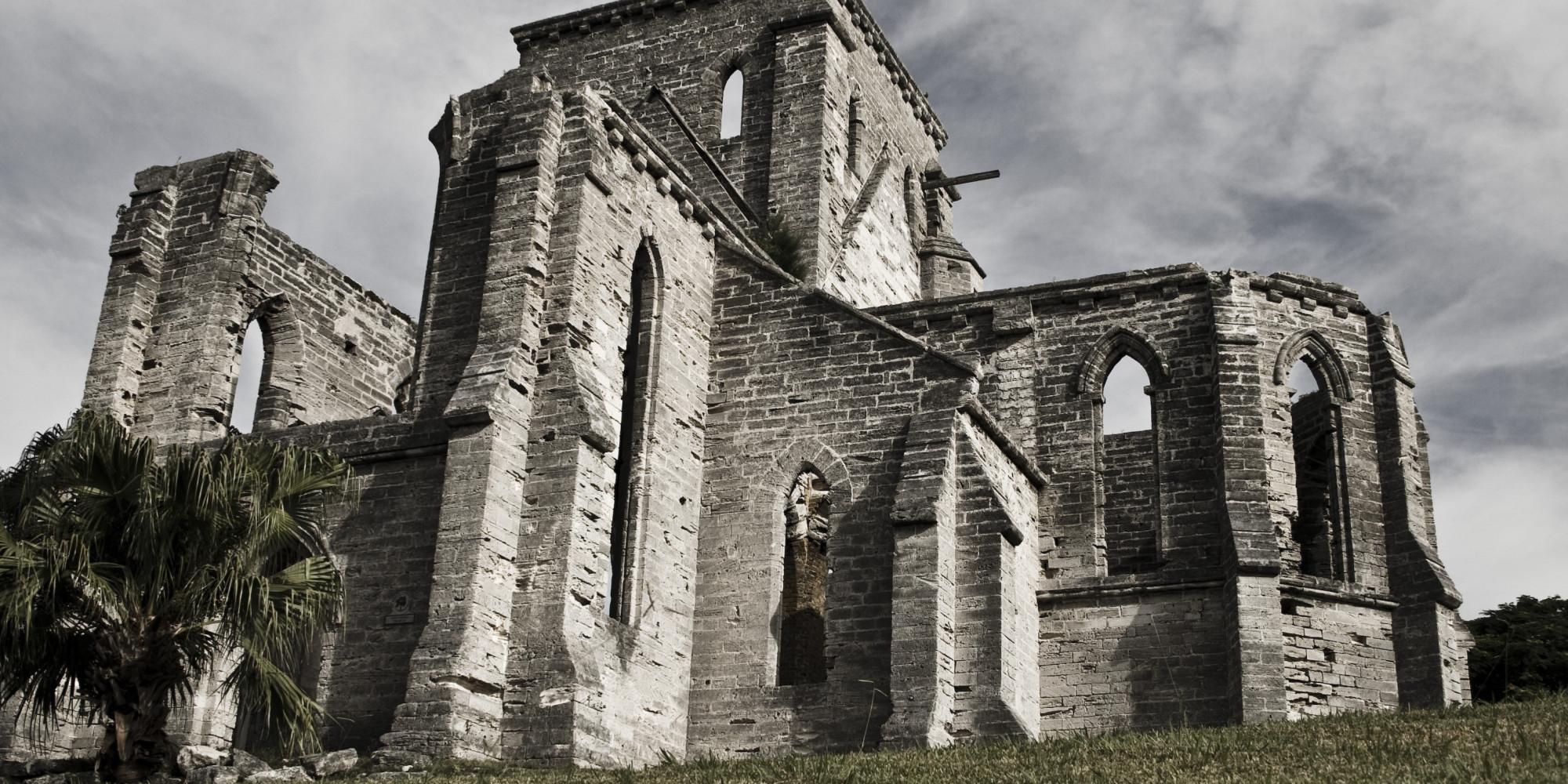 7 Unfinished Landmarks Around The World   HuffPost
