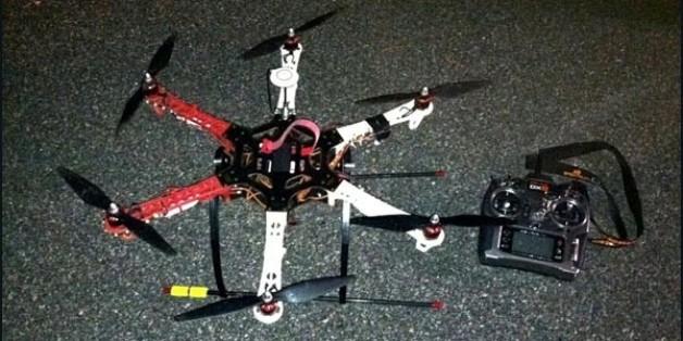 Drone Used To Sneak Contraband Into Georgia Prison