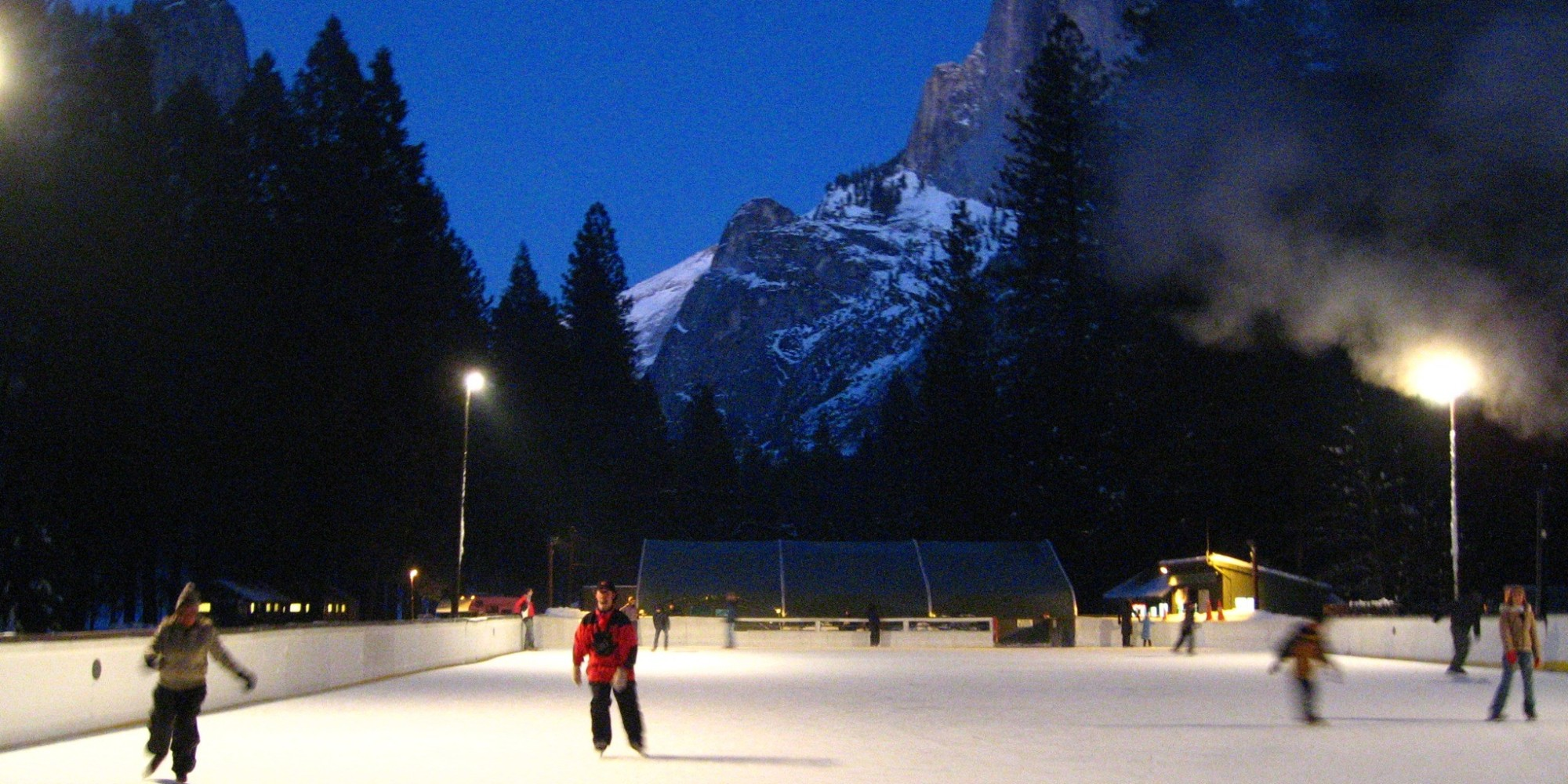 10 outdoor ice rinks in the us you u0027ll want to skate huffpost