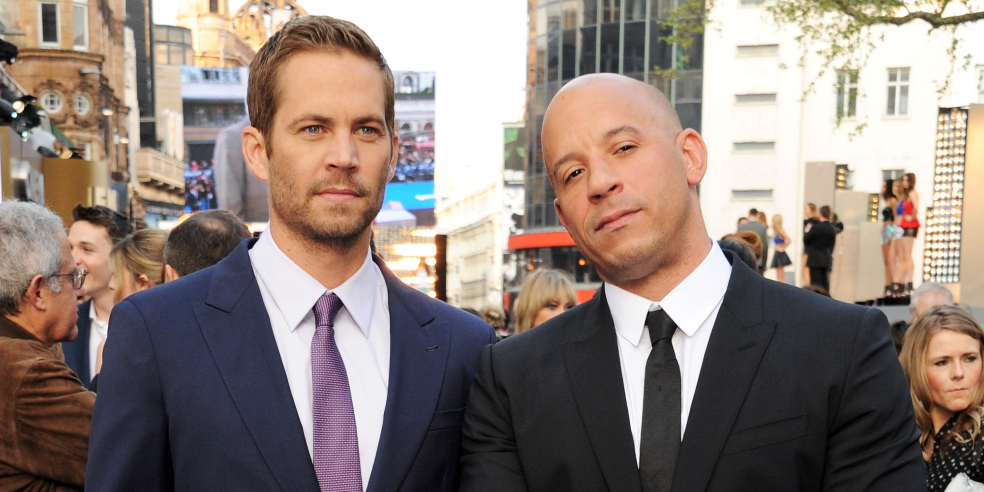vin diesel speaks out after paul walker 39 s death calls 39 fast and the furious 39 co star his. Black Bedroom Furniture Sets. Home Design Ideas