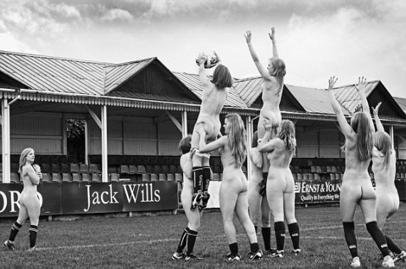 oxford university womens rugby team naked