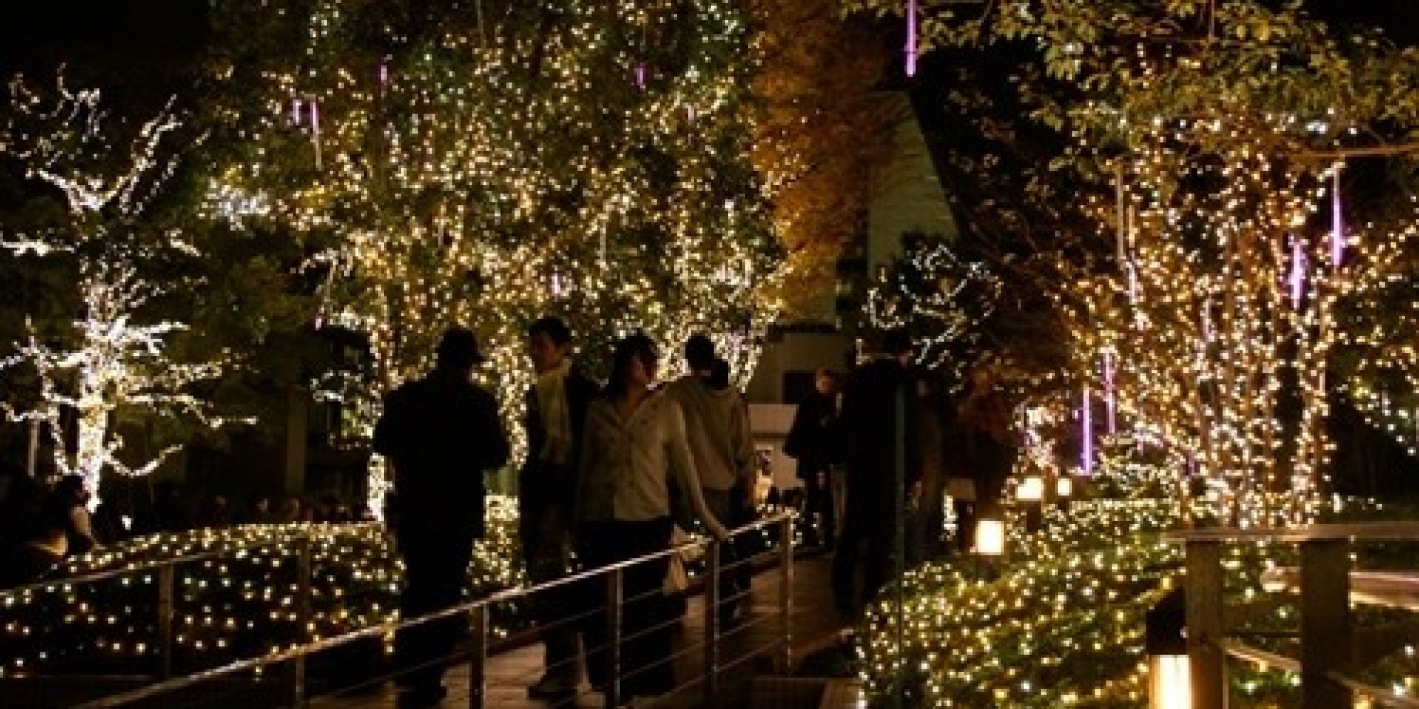 Christmas in Tokyo: Holiday Illuminations Go for the Glow | HuffPost