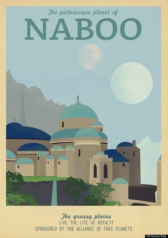 ali xenos etsy travel posters
