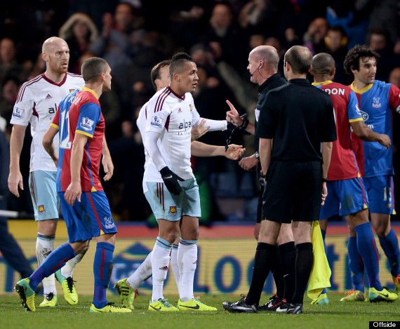 ravel morrison crystal palace west ham
