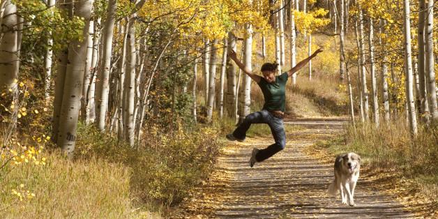 Der wissenschaftlichen Beweis, das Glück etwas ist, für das ihr euch aktiv entscheiden könnt.